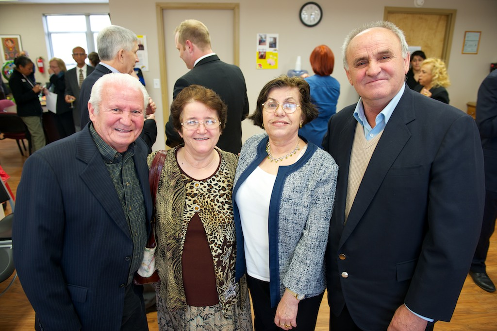 Macklind International Senior Center Opens