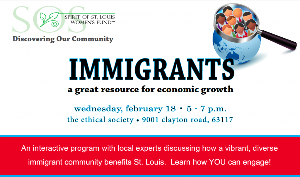 Immigrants: A Great Resource for Economic Growth