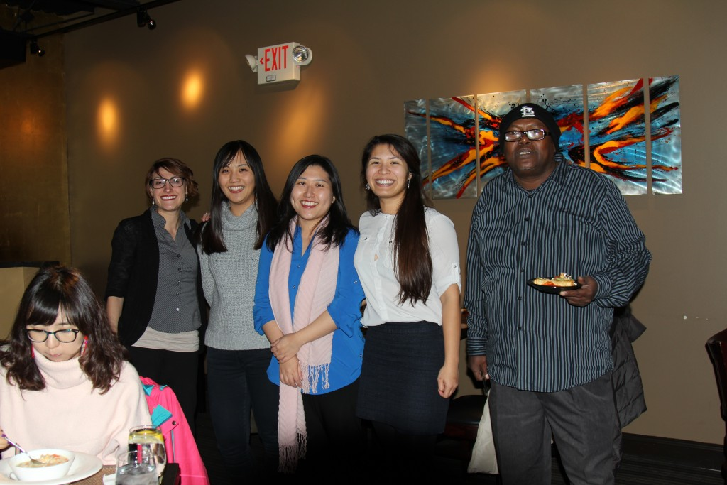 Wishing Hyunsu Shin the very best as she leaves Saint Louis, but never our hearts.