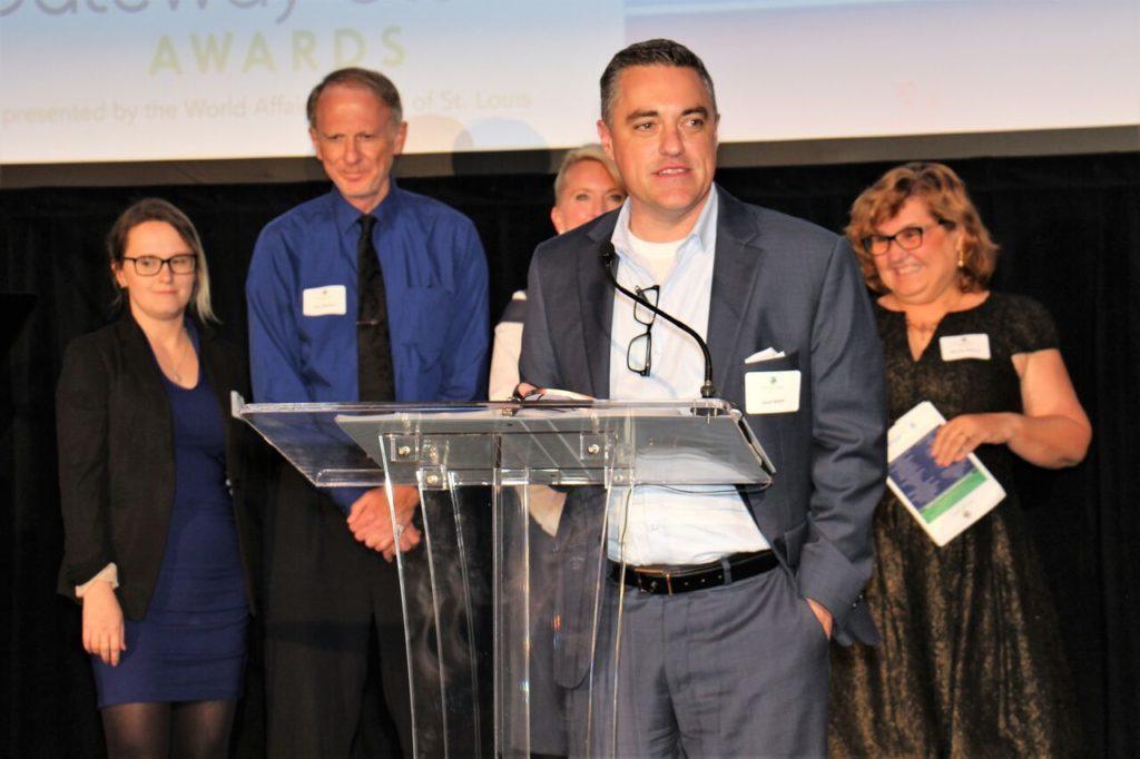 Bilingual International Awarded Gateway Globe for Culture
