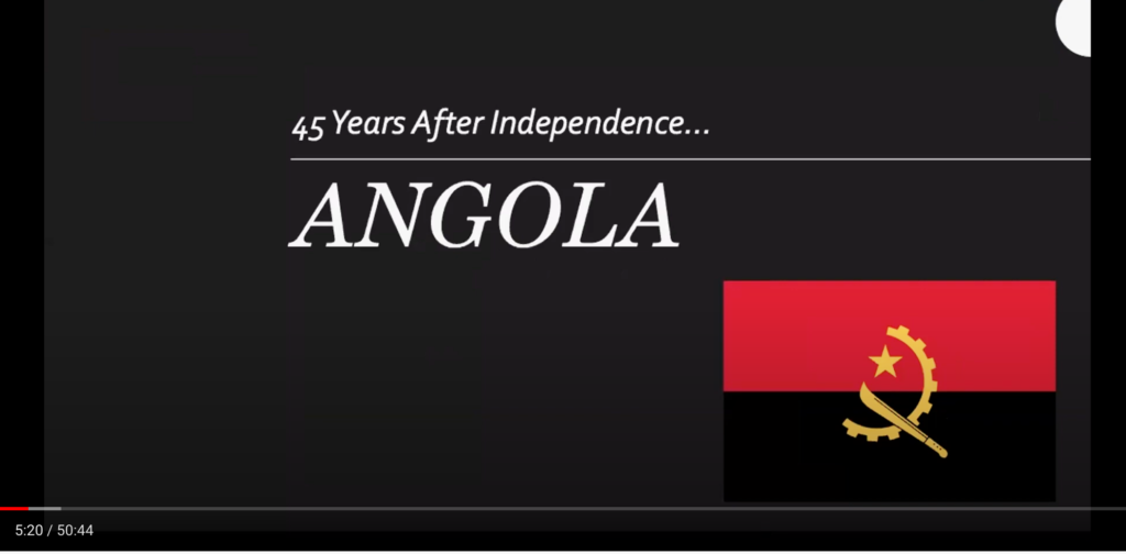 The Angolan Civil War, 45th Anniversary – UN Day in Support of Victims of Torture